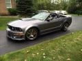 2006 Tungsten Grey Metallic Ford Mustang ROUSH Convertible #106724994