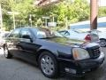 Sable Black 2003 Cadillac DeVille DTS