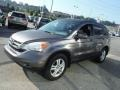 2011 Urban Titanium Metallic Honda CR-V EX-L 4WD  photo #5