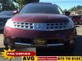 2006 Merlot Pearl Nissan Murano SL AWD  photo #2