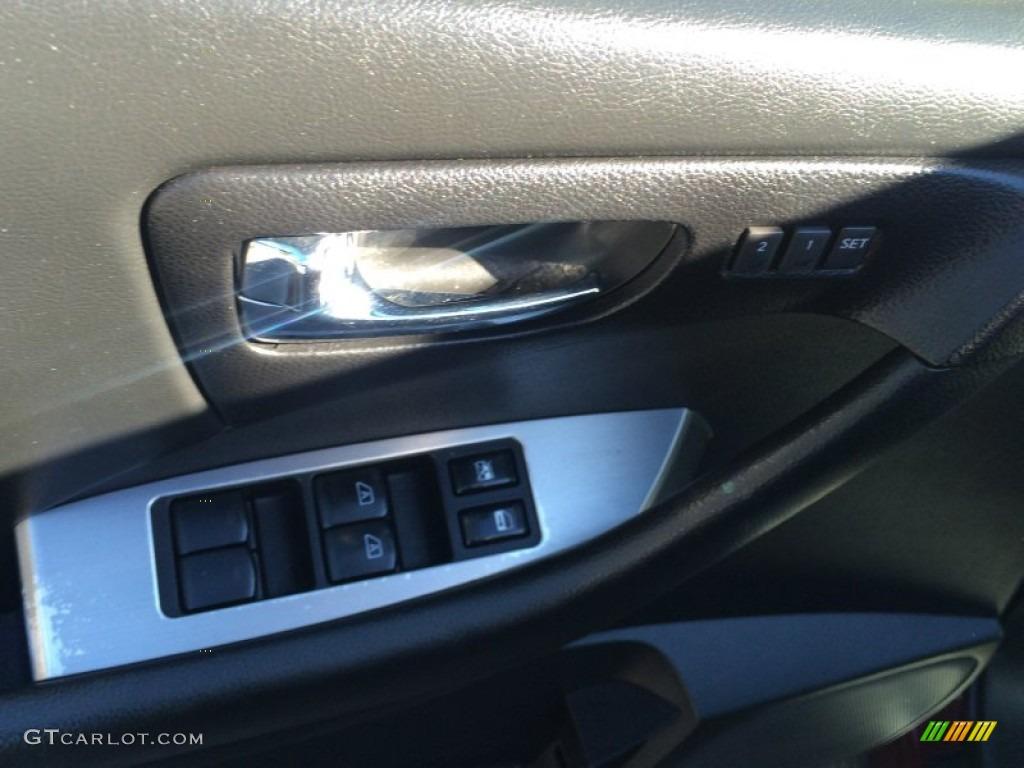 2006 Murano SL AWD - Merlot Pearl / Charcoal photo #6