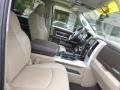2012 Deep Molten Red Pearl Dodge Ram 1500 Laramie Crew Cab 4x4  photo #3
