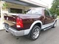 2012 Deep Molten Red Pearl Dodge Ram 1500 Laramie Crew Cab 4x4  photo #12