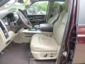 2012 Deep Molten Red Pearl Dodge Ram 1500 Laramie Crew Cab 4x4  photo #13