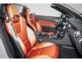 Front Seat of 2016 SLK 350 Roadster