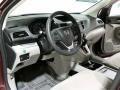 2014 Basque Red Pearl II Honda CR-V EX AWD  photo #24
