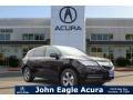 Crystal Black Pearl 2016 Acura MDX Gallery