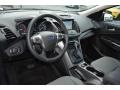 Charcoal Black Dashboard Photo for 2016 Ford Escape #106804530