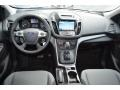 Charcoal Black Dashboard Photo for 2016 Ford Escape #106804542