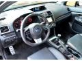 Carbon Black Interior Photo for 2015 Subaru WRX #106809603