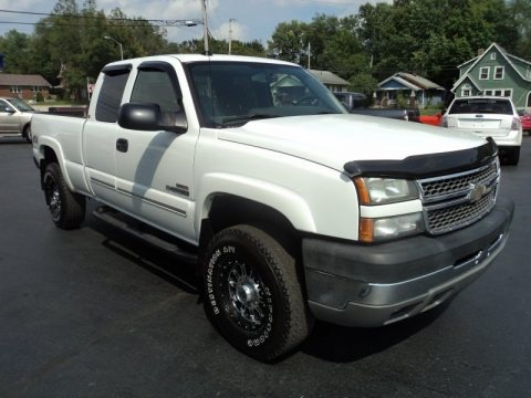 2005 chevrolet silverado 2500hd ls extended cab 4x4 data info and specs. Black Bedroom Furniture Sets. Home Design Ideas
