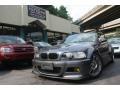 2001 Steel Grey Metallic BMW M3 Convertible #106810737