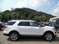 2016 Oxford White Ford Explorer Limited 4WD  photo #1