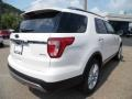 2016 Oxford White Ford Explorer Limited 4WD  photo #3