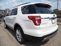 2016 Oxford White Ford Explorer Limited 4WD  photo #6