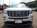 2016 Oxford White Ford Explorer Limited 4WD  photo #9