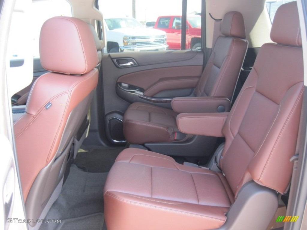 Cocoa Mahogany Interior 2016 Chevrolet Suburban Ltz 4wd Photo 106853090