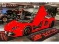 Rosso Mars 2016 Lamborghini Aventador LP700-4 Pirelli Serie Speciale