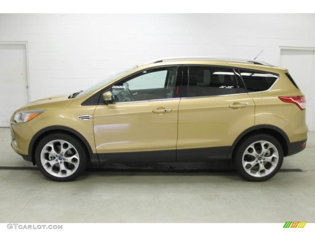 2015 Ford Escape Colors >> 2015 Karat Gold Metallic Ford Escape Titanium 106885091 Gtcarlot