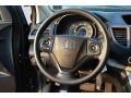 2013 Kona Coffee Metallic Honda CR-V LX AWD  photo #20