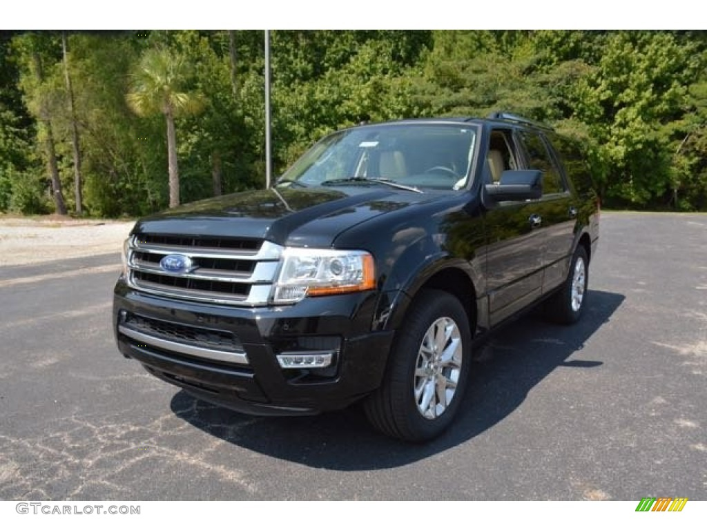 2016 shadow black metallic ford expedition limited. Black Bedroom Furniture Sets. Home Design Ideas