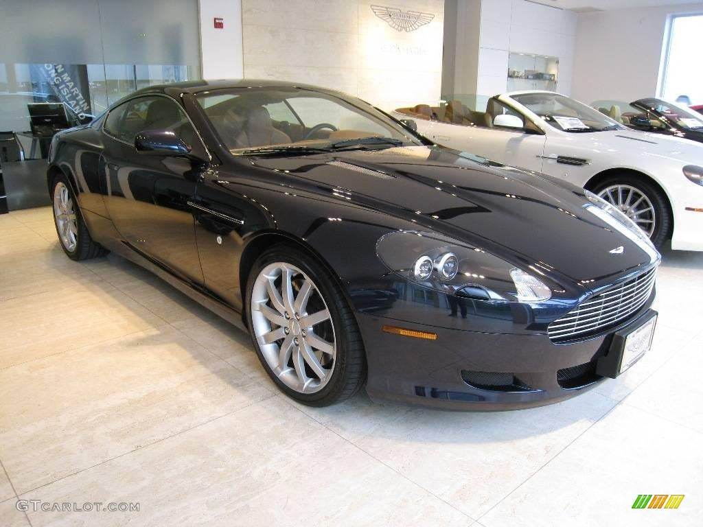 2006 Midnight Blue Aston Martin DB9 Coupe #10670941 ...