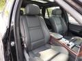 Black 2008 BMW X5 Interiors