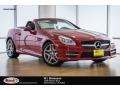 Mars Red 2016 Mercedes-Benz SLK 350 Roadster