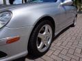 Brilliant Silver Metallic - CLK 500 Coupe Photo No. 44