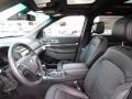 Ebony Black Interior Photo for 2016 Ford Explorer #106991548