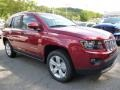 Front 3/4 View of 2016 Compass Latitude 4x4