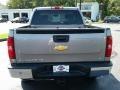 2012 Graystone Metallic Chevrolet Silverado 1500 LS Crew Cab  photo #8