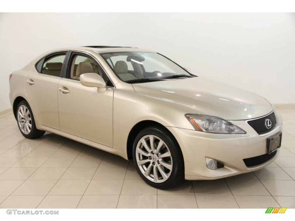 2006 mystic gold metallic lexus is 250 awd 106985391. Black Bedroom Furniture Sets. Home Design Ideas