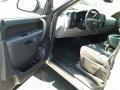 2012 Graystone Metallic Chevrolet Silverado 1500 LS Crew Cab  photo #16