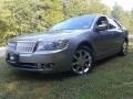 2008 Vapor Silver Metallic Lincoln MKZ AWD Sedan #106985447