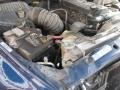 2001 Intense Blue Pearl Dodge Ram 2500 SLT Quad Cab 4x4  photo #8