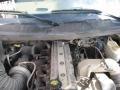 2001 Intense Blue Pearl Dodge Ram 2500 SLT Quad Cab 4x4  photo #9