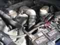 2001 Intense Blue Pearl Dodge Ram 2500 SLT Quad Cab 4x4  photo #12