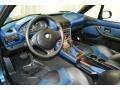 2001 BMW Z3 Topaz Interior Interior Photo