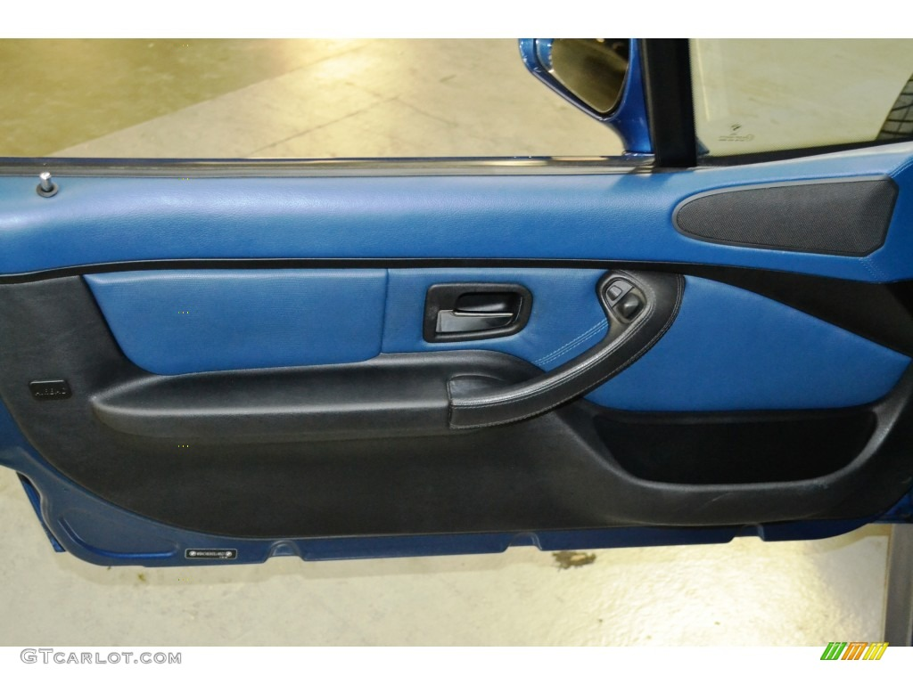 2001 Bmw Z3 3 0i Roadster Door Panel Photos Gtcarlot Com