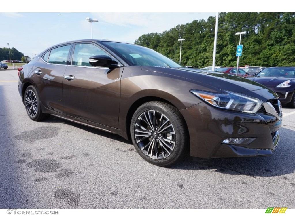 2014 Nissan Maxima Sv >> Forged Bronze 2016 Nissan Maxima Platinum Exterior Photo #107053234 | GTCarLot.com