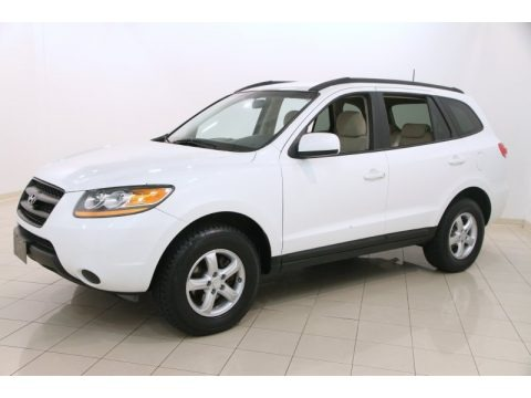 2008 hyundai santa fe gls data info and specs. Black Bedroom Furniture Sets. Home Design Ideas