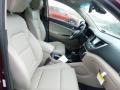 Beige 2016 Hyundai Tucson Interiors