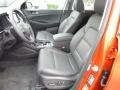 Black 2016 Hyundai Tucson Interiors