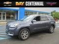 2014 Atlantis Blue Metallic GMC Acadia SLT AWD #107043732