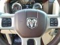2016 1500 Laramie Quad Cab 4x4 Steering Wheel