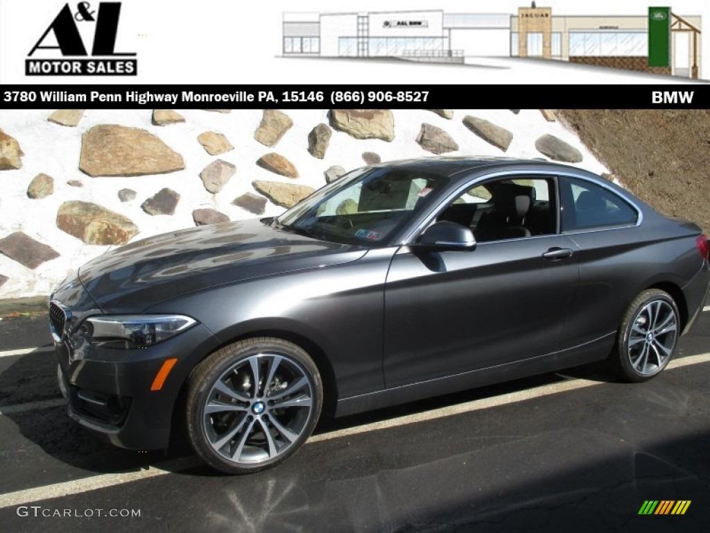 Mineral Grey Metallic BMW 2 Series
