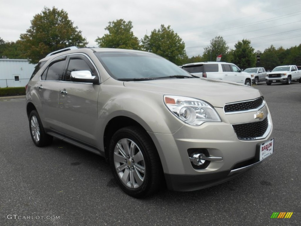 2010 gold mist metallic chevrolet equinox ltz 107077310 photo 17 car color. Black Bedroom Furniture Sets. Home Design Ideas
