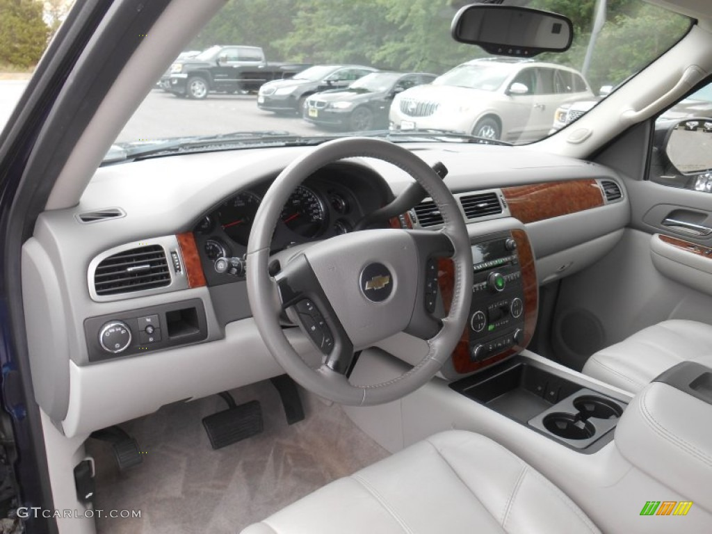 2007 chevrolet tahoe lt interior color photos