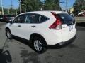 2012 Taffeta White Honda CR-V LX 4WD  photo #8